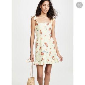 Wayf Enclave Mini Dress
